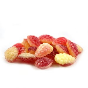 Erdbeer-Vanille zuckerfrei