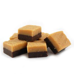 Fudge Vanille Schokolade