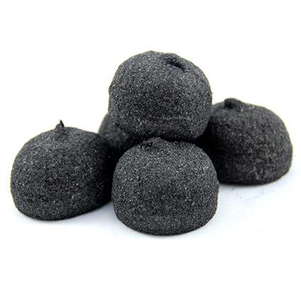 Speckbälle Schwarz