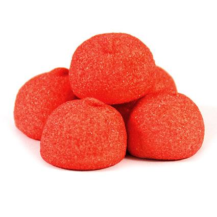 Speckbälle Rot