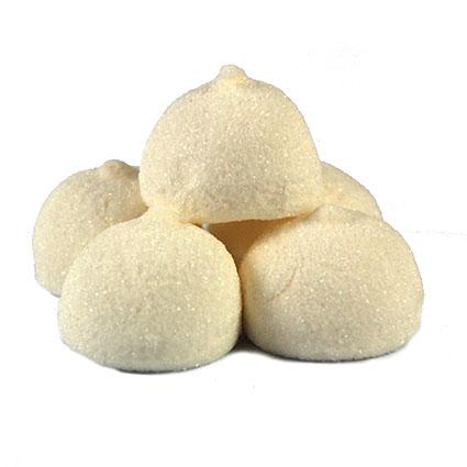Speckbälle Weiß