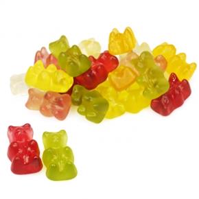 zuckerfreie Gummibären